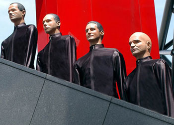 Kraftwerk Sculptures